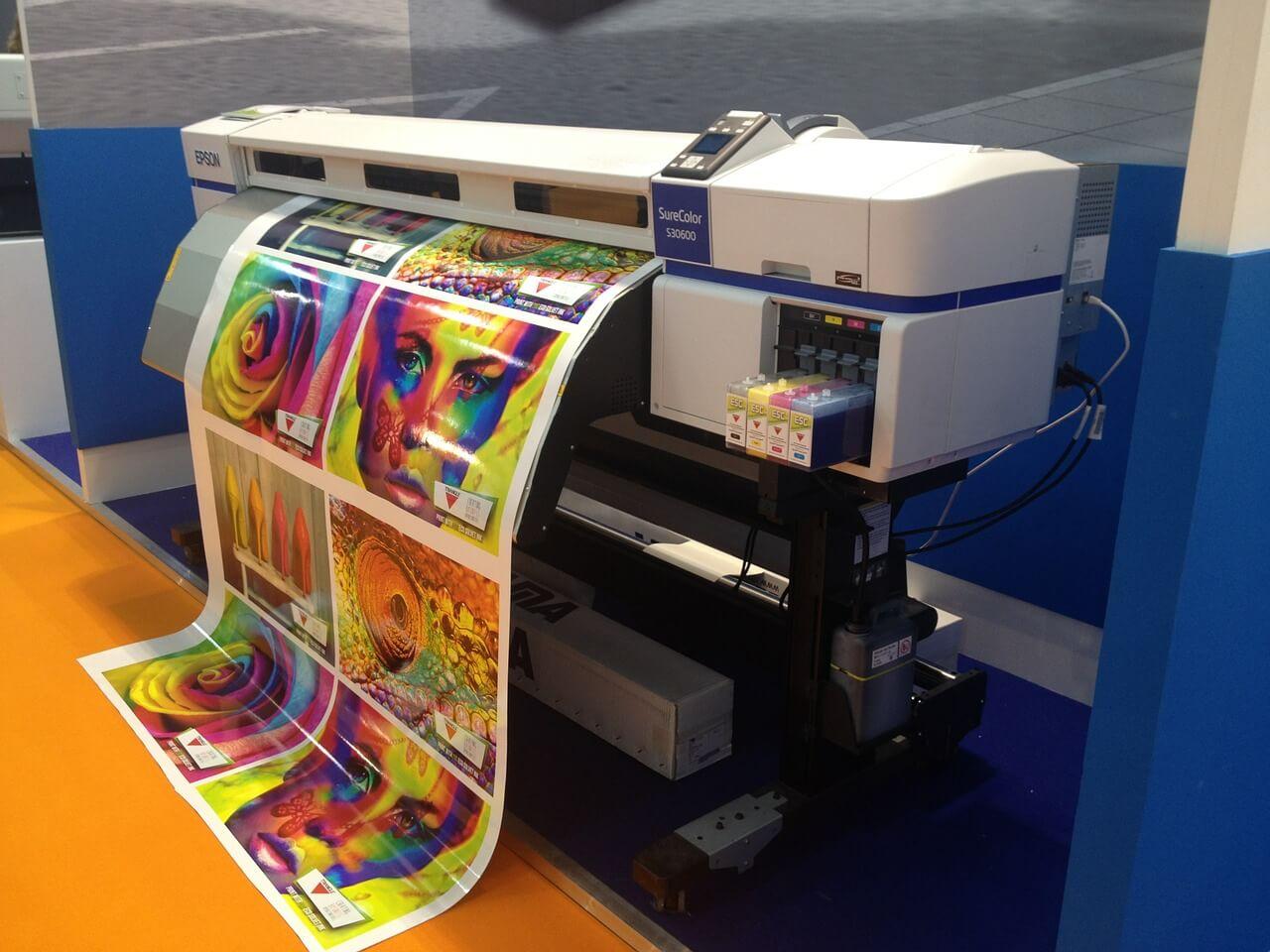 Krótko o drukarkach atramentowych
