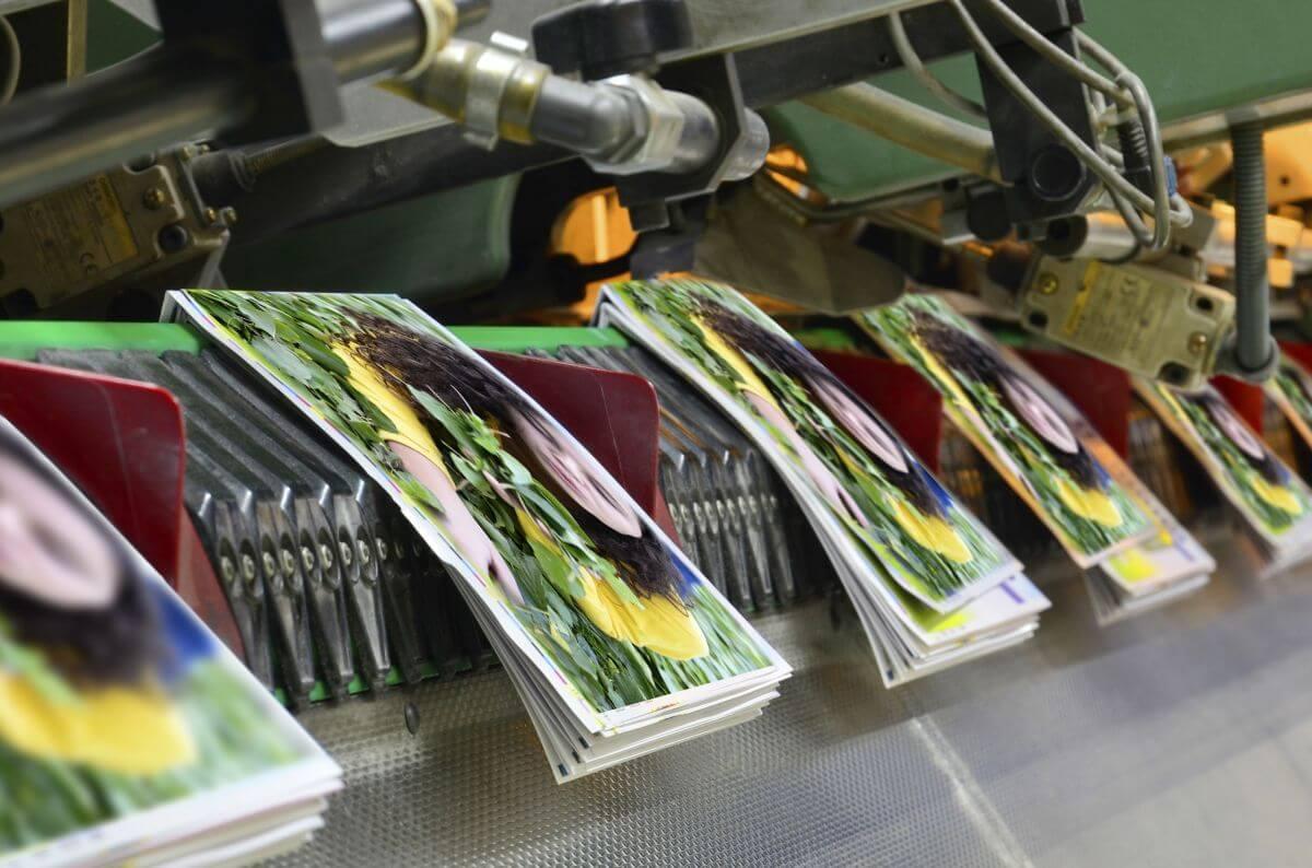 Technologia druku wklęsłego